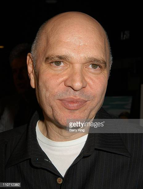 Anthony Minghella during AFI Fest 2003 Appearance with Director Anthony Minghella at The Arclight Cinema in Hollywood California United States
