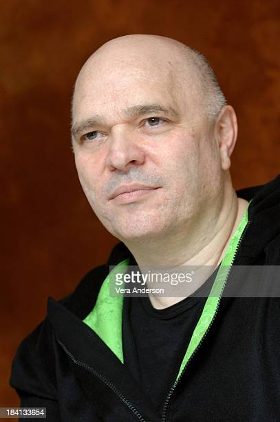Anthony Minghella during 'Breaking and Entering' Press Conference with Anthony Minghella at Essex House in New York City New York United States