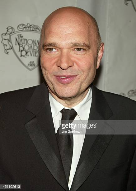 Anthony Minghella during National Board of Review of Motion Pictures 2003 Annual Awards Gala at Tavern on the Green in New York City New York United...