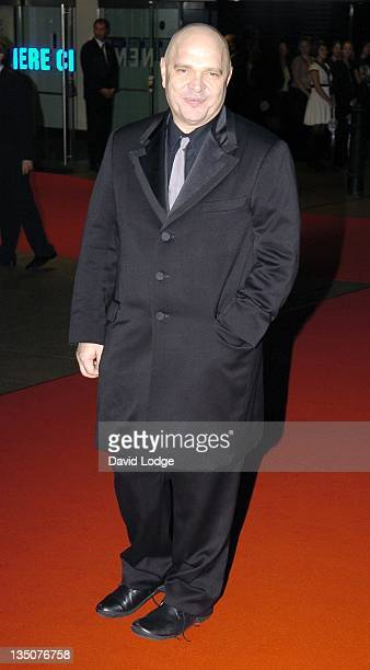 Anthony Minghella during The Times BFI 50th London Film Festival Opening Night Gala 'The Last King of Scotland' Premiere at Odeon Leicester Square in...