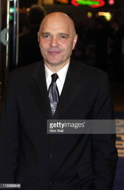 Anthony Minghella during The Times BFI London Film Festival Closing Night Premiere of 'Sylvia' at Odeon Leciester Square London in London United...