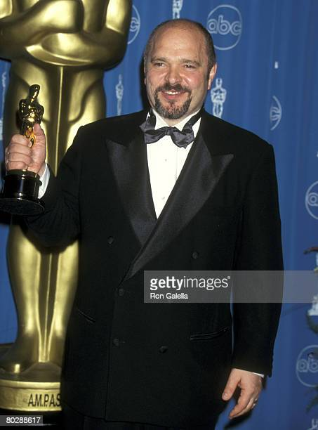 Anthony Minghella winner of Best Director for 'The English Patient'