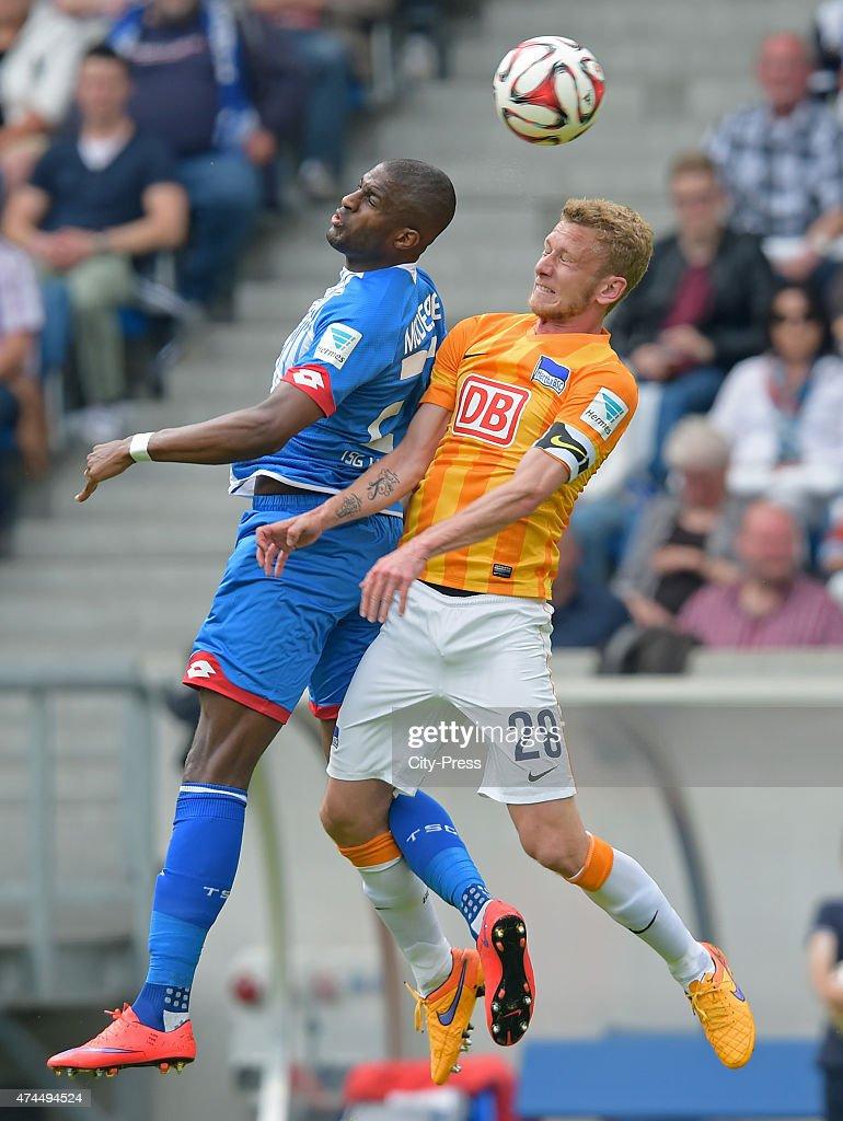 TSG Hoffenheim v Hertha BSC - Bundesliga : News Photo