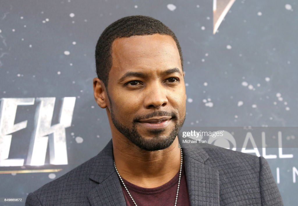 Anthony Montgomery attends the Los Angeles premiere of CBS's 'Star Trek: Discovery' held at The Cinerama Dome on September 19, 2017 in Los Angeles, California.