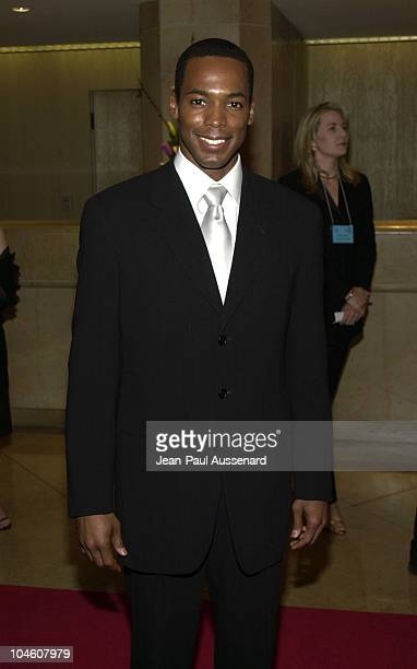 Anthony Montgomery during 16th Annual Genesis Awards at Beverly Hilton Hotel in Beverly Hills California United States