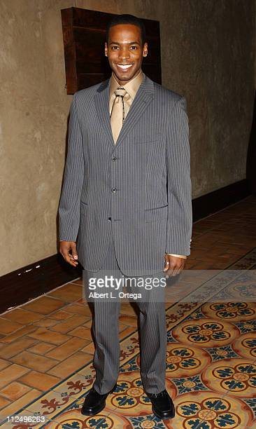 Anthony Montgomery during 'Star Trek Enterprise' Cast and Crew Celebrate the Series Finale at Hollywood Roosevelt Hotel in Hollywood California...