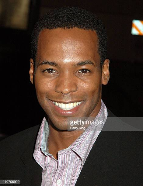 Anthony Montgomery during The Jules Verne Adventure Film Festival and Expositions Arrivals at The Shrine Auditorium in Los Angeles California United...