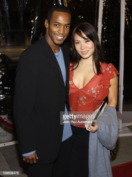 Anthony Montgomery guest during 'Antwone Fisher' Premiere Beverly Hills at Academy of Motion Picture Arts Sciences in Beverly Hills California United...