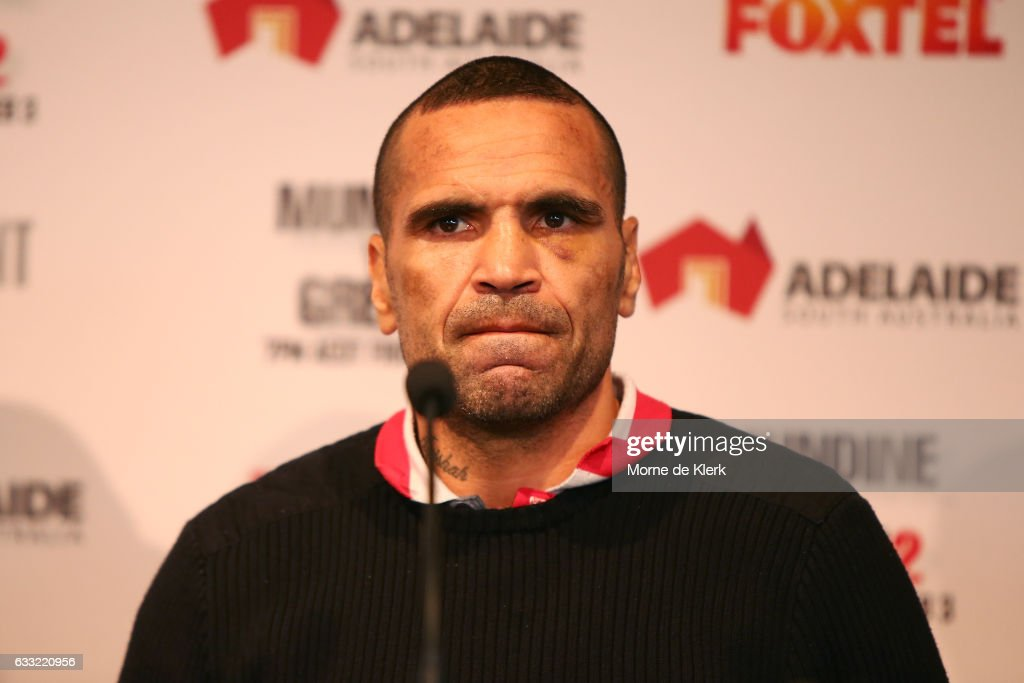 Mundine v Green - Official Press Conference