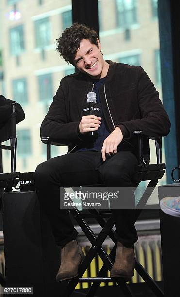 Anthony Padilla attends Build Presents 'Ghostmates' at AOL HQ on December 1 2016 in New York City