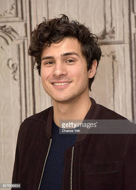 Anthony Padilla attends The Build Series to discuss 'Ghostmates' at AOL HQ on December 1 2016 in New York City