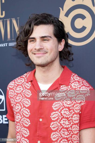 Anthony Padilla attends the Comedy Central Roast of Alec Baldwin at Saban Theatre on September 07 2019 in Beverly Hills California