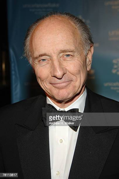 Anthony Pantaleoni attends the UNICEF 2007 Snowflake Ball presented by Baccarat at Cipriani on November 27 2007 in New York City