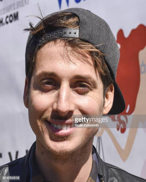 Anthony Pazos attends BRAVO'S Stripped TV Personality and Celebrity Fashion Stylist Expert Ali Levine's Pink Carpet Baby Shower at Rockwell Table...