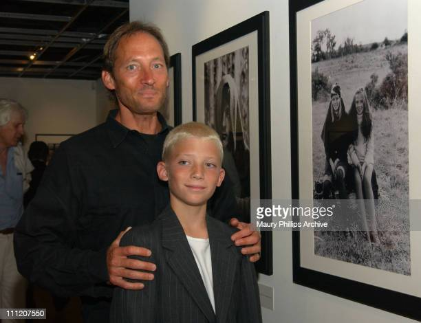 Anthony Peck and Zack Peck son of model Cheryl Tiegs