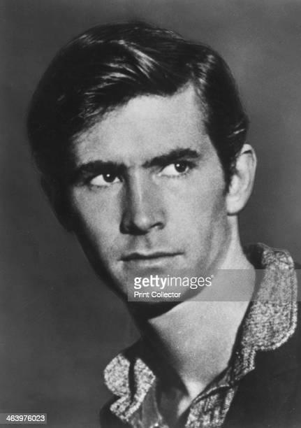 Anthony Perkins American actor c1960s
