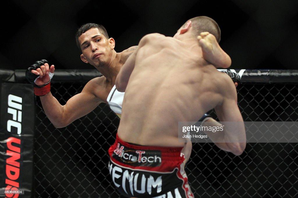 UFC 144: Edgar v Henderson