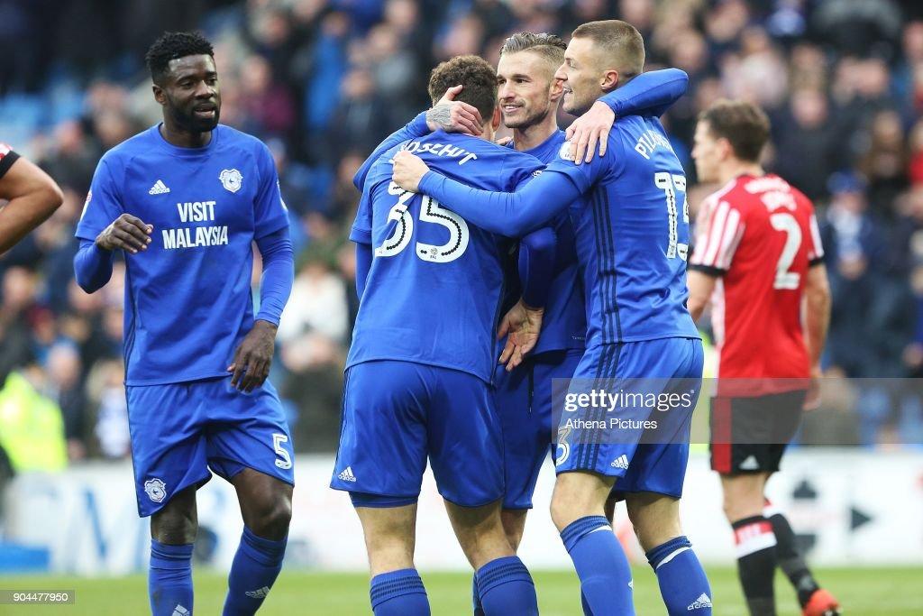 Cardiff City v Sunderland - Sky Bet Championship : News Photo