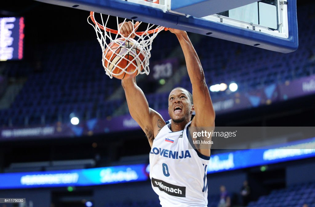Slovenia v Poland - FIBA Eurobasket 2017: Group A : News Photo