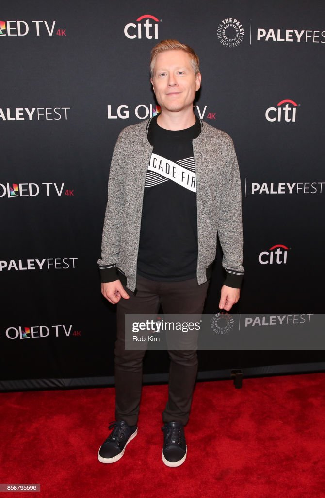 Anthony Rapp attends 'Star Trek: Discovery' at The Paley Center for Media on October 7, 2017 in New York City.