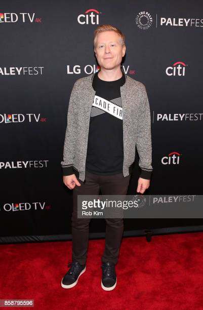 Anthony Rapp attends 'Star Trek Discovery' at The Paley Center for Media on October 7 2017 in New York City