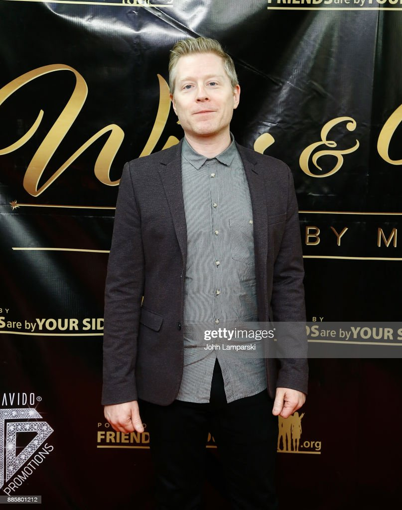 Anthony Rapp attends the 2017 One Night With The Stars benefit at the Theater at Madison Square Garden on December 4, 2017 in New York City.