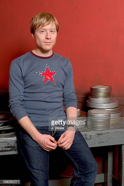 Anthony Rapp during 2004 Park City 'Open House' Portraits at HP Portrait Studio in Park City Utah United States