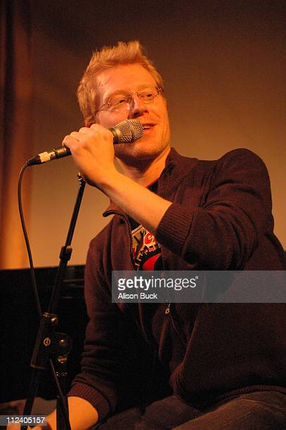 Anthony Rapp during 2006 Sundance Film Festival Anthony Rapp Photos From the Edge at The Starbucks Lounge in Park City Utah United States