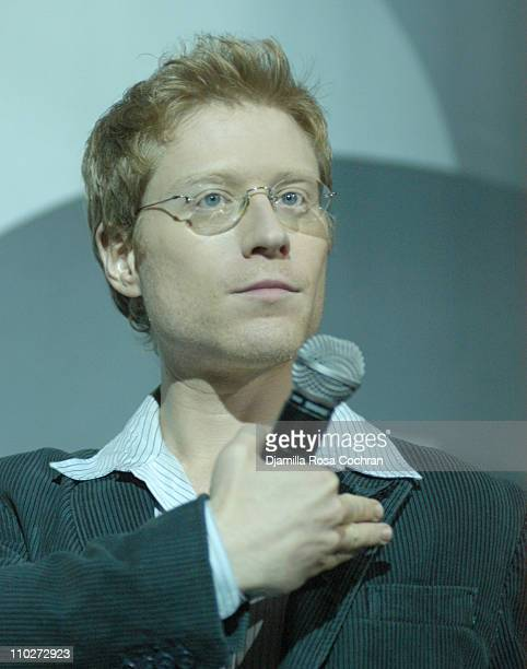Anthony Rapp during Out Magazine celebrates the 11th Annual 'Out 100 Awards' at Capitale in New York City New York