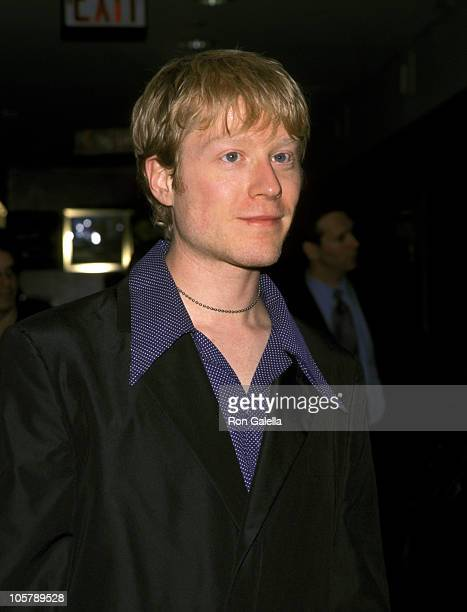 Anthony Rapp during Premiere of 'Man of the Century' at Village East Theater in New York City New York United States