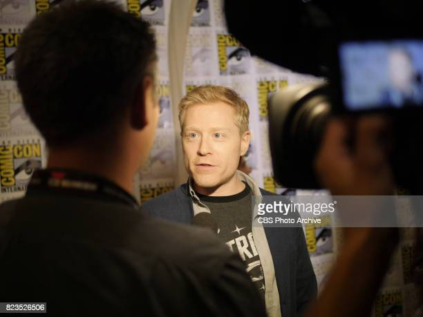 Anthony Rapp during the 'Star Trek Discovery' press conference at ComicCon 2017 held in San Diego Ca