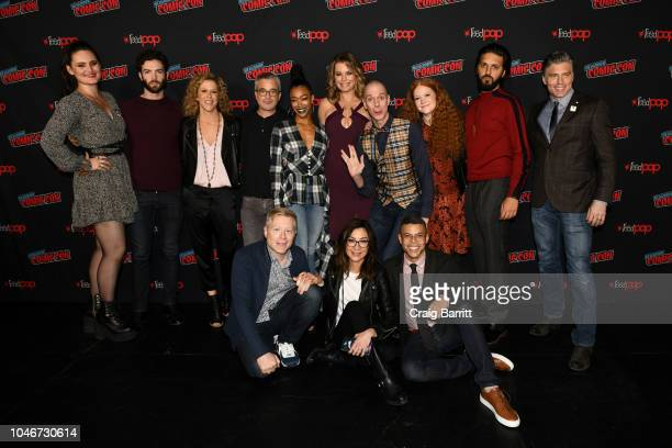 Anthony Rapp Michelle Yeoh Wilson Cruz Mary Chieffo Ethan Peck Producer Heather Kadin Cocreator/Executive producer Alex Kurtzman Sonequa MartinGreen...