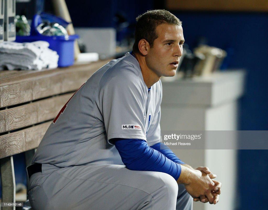 Chicago Cubs v Miami Marlins : News Photo