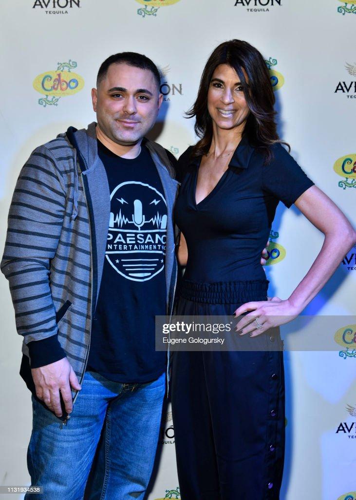 NY: Rodia Comedy Meet & Greet With Anthony Rodia Hosted By Filomena Ramunni