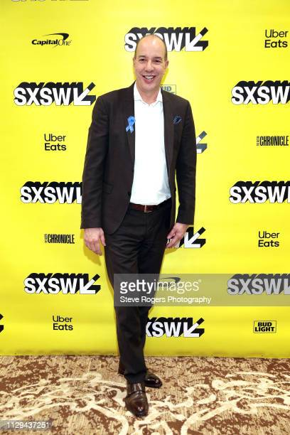 Anthony Romero at Featured Session Making Change On and Off the Screen during the 2019 SXSW Conference and Festivals at Hilton Austin on March 9 2019...
