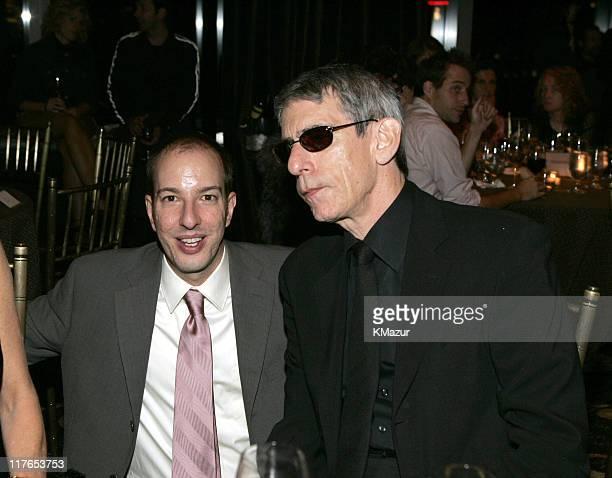 Anthony Romero executive director of ACLU and Richard Belzer