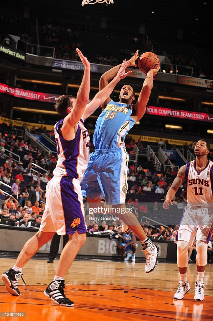 Denver Nuggets v Phoenix Suns
