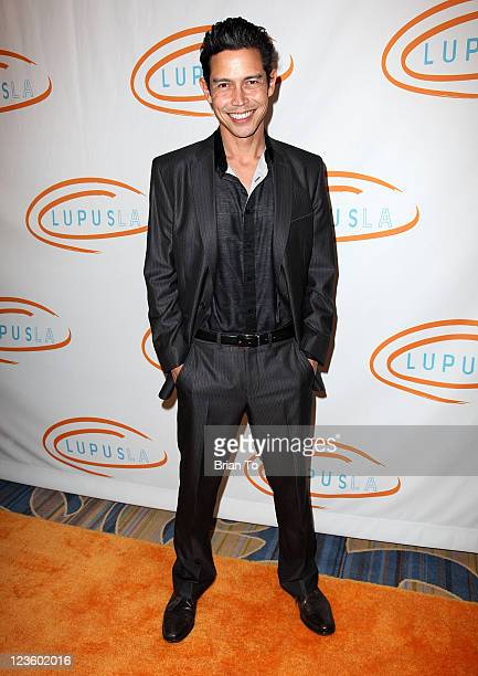 Anthony Ruivivar attends 11th annual Lupus LA Orange Ball at the Beverly Wilshire Four Seasons Hotel on May 12 2011 in Beverly Hills California