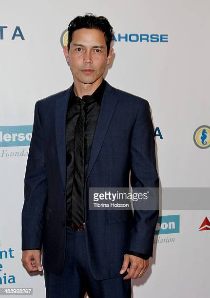 Anthony Ruivivar attends the Covenant House California's a magical night of hope at Skirball Cultural Center on May 8 2014 in Los Angeles California