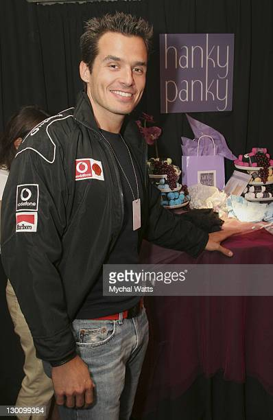Anthony Sabato Jr during 32nd Annual Daytime Emmy Awards On 3 Productions Gift Suite Day 2 at Radio City Music Hall in New York New York United States