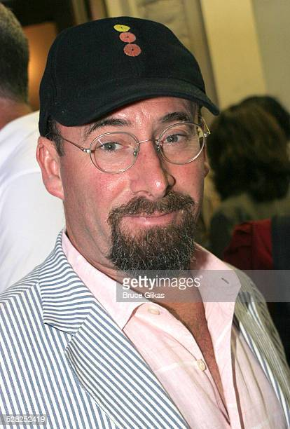 Anthony Sher during The Pillowman Actors Fund Benefit Performance at The Booth Theater in New York City, New York, United States.