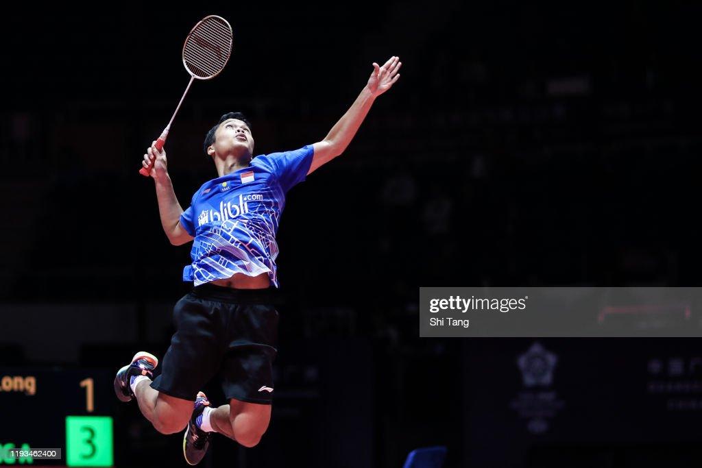 2019 HSBC BWF World Tour Finals - Day 2 : News Photo