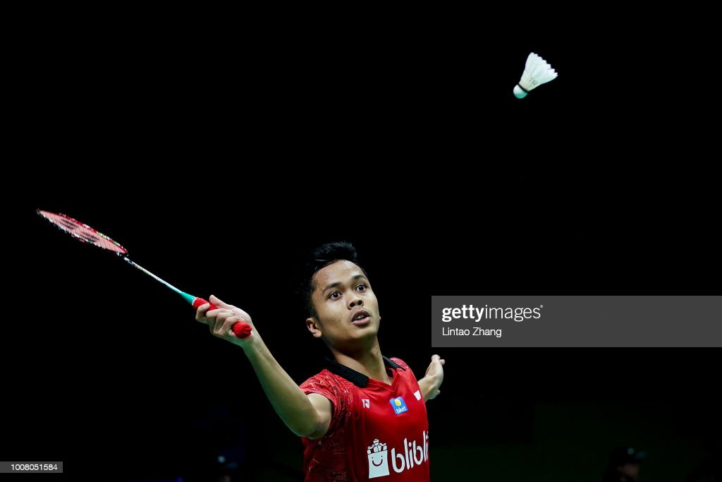 Total BWF World Championships 2018 - Day 2 : News Photo