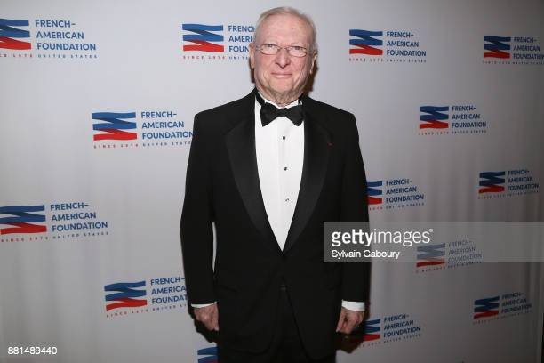 Anthony Smith attends French American Foundation Annual Gala 2017 at Gotham Hall on November 28 2017 in New York City
