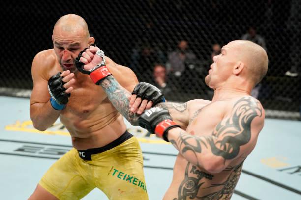 FL: UFC Fight Night Smith v Teixeira