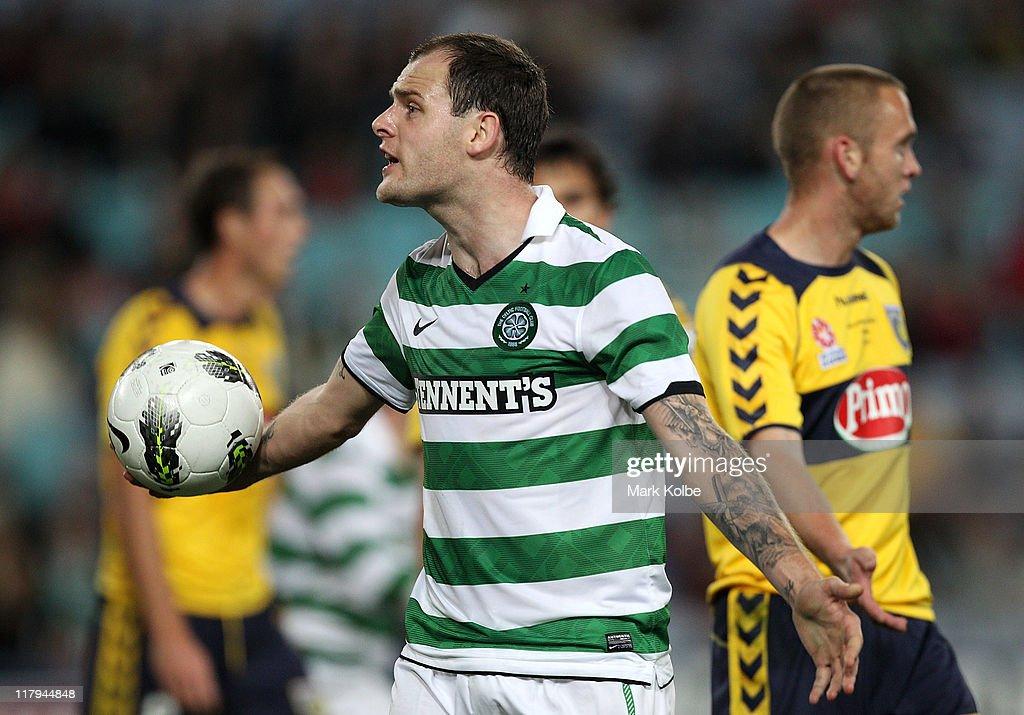 Mariners v Celtic