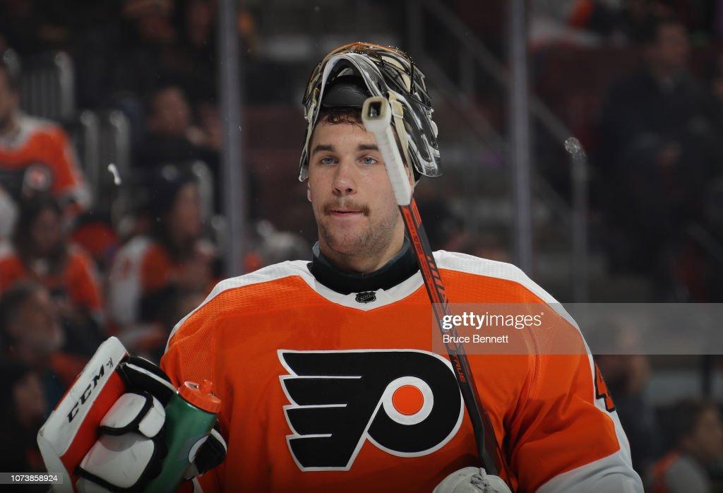 Ottawa Senators v Philadelphia Flyers : News Photo