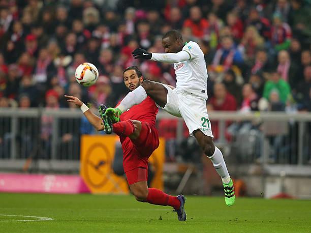Soccer Bayern München Vs Werder Bremen Bundesliga Pictures