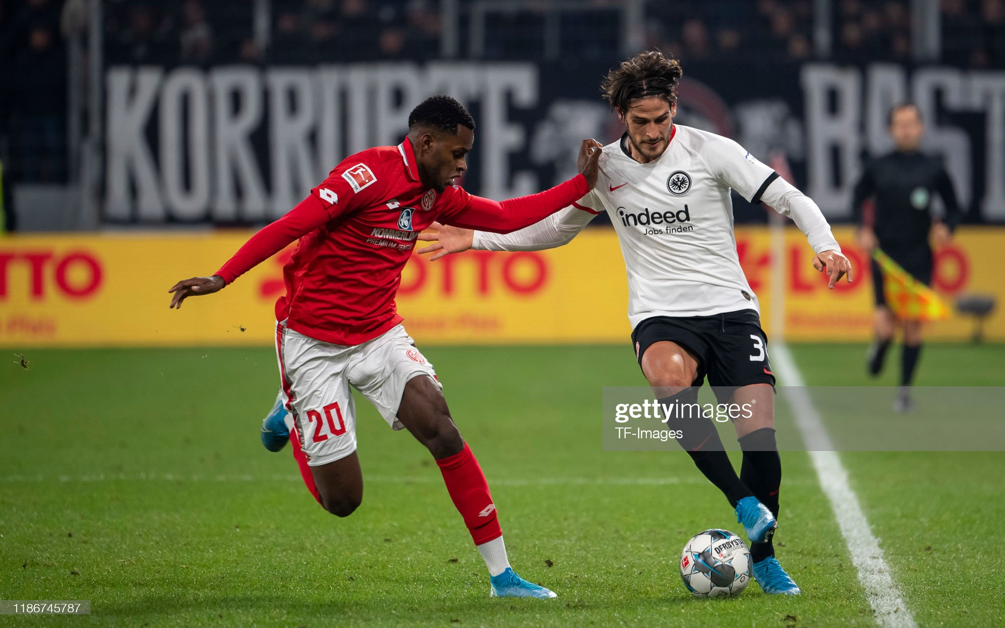 Eintracht Frankfurt vs Mainz Preview, prediction and odds