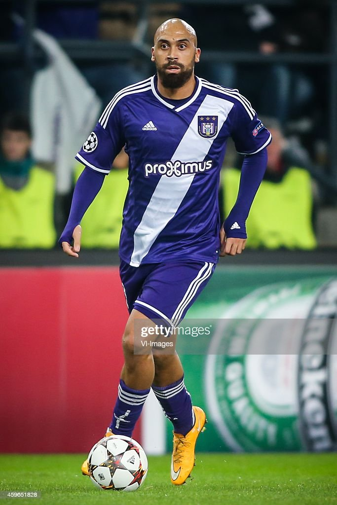 "Champions League - ""Anderlecht v Galatasaray"" : ニュース写真"